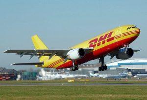 Rask forsendelse av pakker med DHL